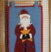 Needle Felting Santa