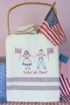 Picture of United We Stand - Hand Embroidery Pattern Download