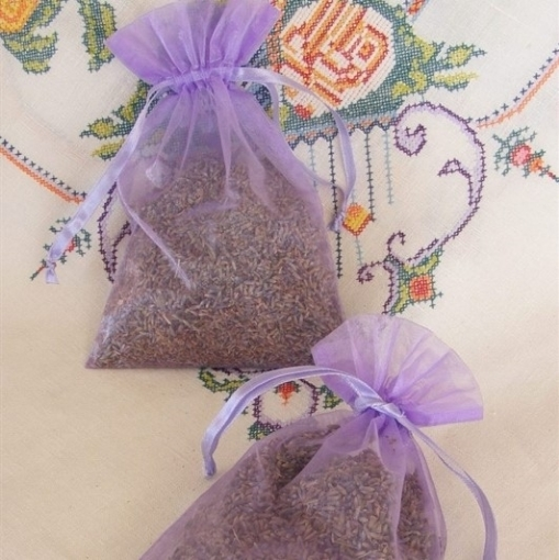 Picture of Lavender Buds in 2.5 oz Gift Bag