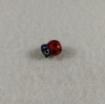 Ladybug Bead Red