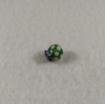 Ladybug Bead Green