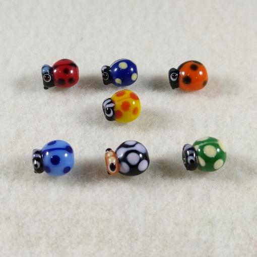 Ladybug Beads