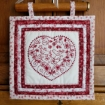 Valentine Heart - Hand Embroidery Kit