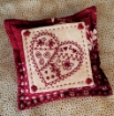Picture of In Stitches Sampler Pin Cushion