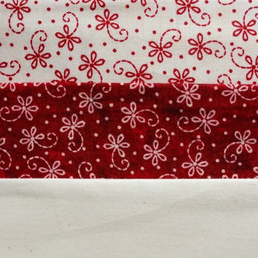 Picture of Bunny Bunch RedWork - Fabric Packet