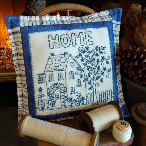 Celebrate Home - Hand Embroidery Complete Kit