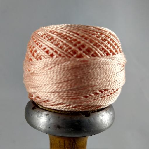 Peach Perle Cotton DMC 353