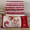 Picture of RedWork Pin Cushion Pack - Machine Embroidery