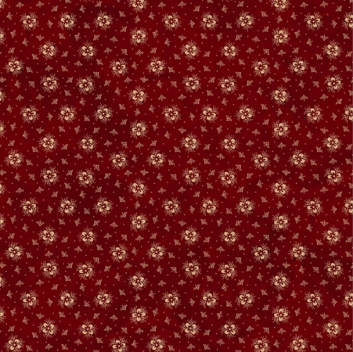Red Shirting Cotton Fabric