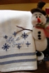 Let It Snow Hand Embroidery Pattern