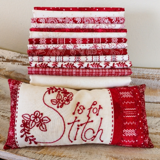 Picture of Pin Cushion Pack Fabric Stash