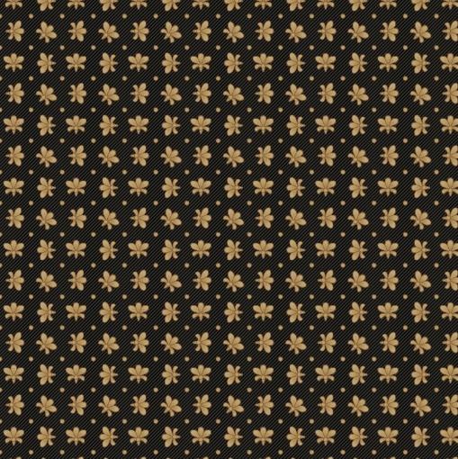 Floral Foulard Cotton Fabric - MAS8616-J