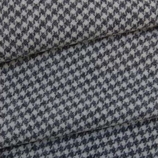 Picture of Wool - Grey Houndstooth
