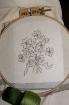 Shamrock Bouquet with Stick 'n Stitch