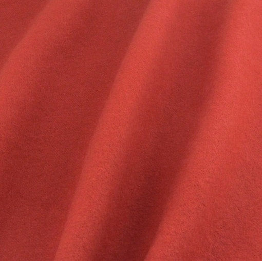100% Pre-Felted Wool - Coral