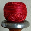 Valdani Vibrant Reds Perle Cotton
