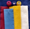 America Hooray Wool Applique Pillow Fabric Pack