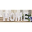 Picture of HOME Rustic Letters (Set of 4 Letters)