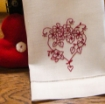 Flower Filled Heart - Hand Embroidery Pattern
