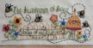 Picture of The Hummmm Of Bees - Hand Embroidery Pattern - Download