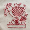 Pull Toy Animals Machine Embroidery Pattern