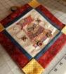 Bee Free Machine Embroidery Pattern