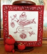Sewing Bird Hand Embroidery Kit