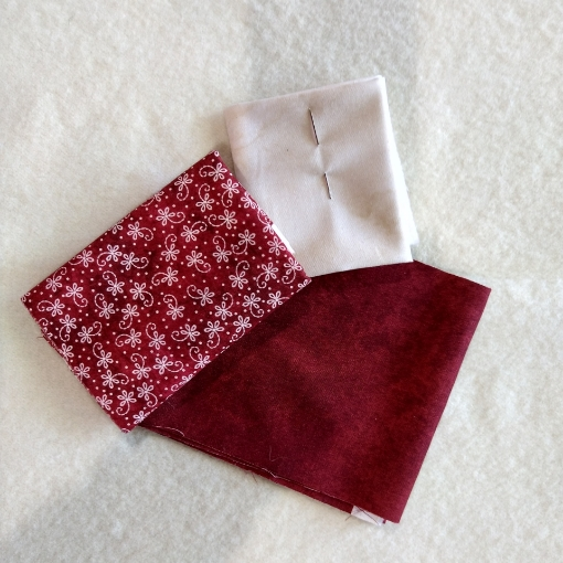Take Time to Smell the Flowers Fabric Pack