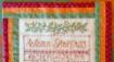 Autumn Samplings Hand Embroidery Kit