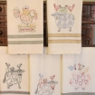 Animal Stackers Hand Embroidery Pattern