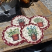 Picture of Herb Coasters (Set of 4)