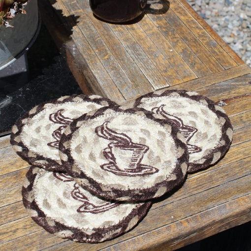 Picture of One Good Cup Coasters (Set of 4)