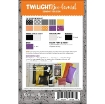 """Picture of Twilight """"Boo-Levard"""" Bench Pillow for Hand Embroidery"""
