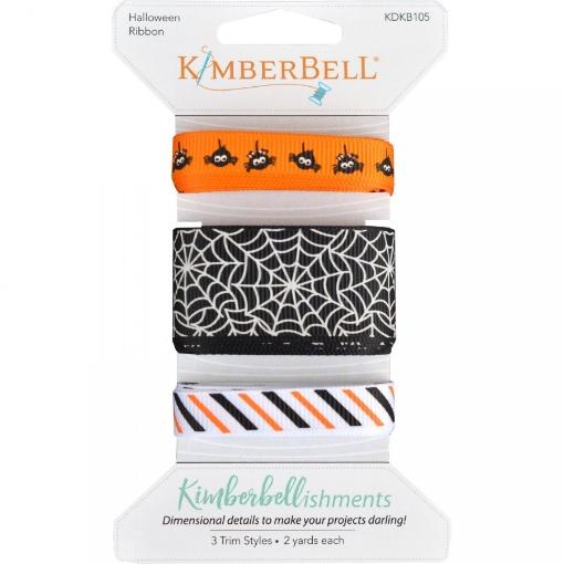 Picture of KimberBell Halloween Ribbon Assortment