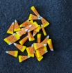Picture of Candy Corn Button Assorted Sizes (Set of 3 sizes)