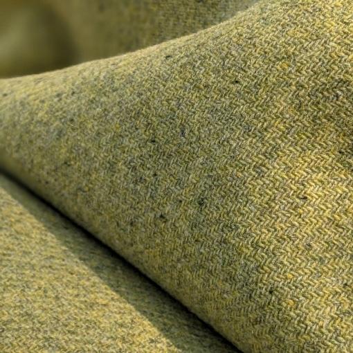 A Delightful Green Wool