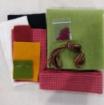 Top Hat Snowman Wool Applique Materials Pack