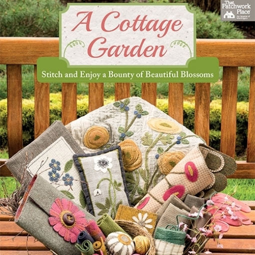 Picture of A Cottage Garden
