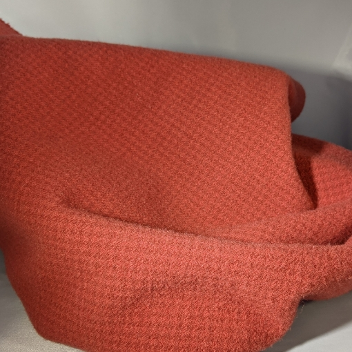 Picture of Wool - Red Houndstooth
