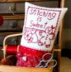 Picture of Stitching Is Sweet Pin Cushion