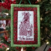 """Picture of """"Tis The Season - Hand Embroidery Pattern"""