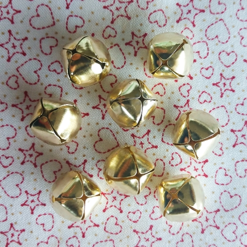 Picture of Gold Jingle Bells