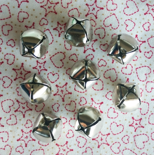 Picture of Silver (1/2) Jingle Bells