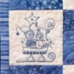 Frolicking Roly-Poly Snowmen Quilt - Hand Embroidery Download Pattern