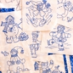 Frolicking Roly-Poly Snowmen Quilt - Machine Embroidery Pattern