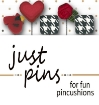 Picture of Just Pins - Classic Red & Black