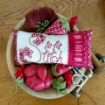 """Picture of """"S"""" is for Stitch Pin Cushion"""