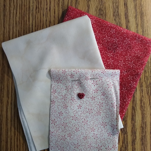 Gnomes In Love Fabric Pack