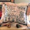Every Birdie BlackWork Hand Embroidery Pattern