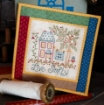 Picture of Live Simply - Hand Embroidery Download Pattern